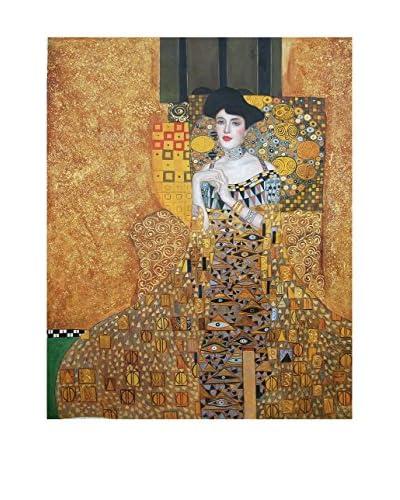 LegendArte Panel Decorativo Retrato de Adele de Gustav Klimt