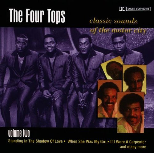 The Four Tops - Classic Sounds Of The Motor City - Zortam Music