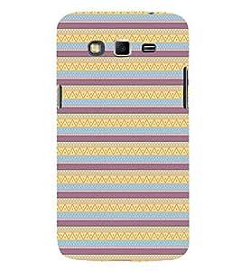 EPICCASE ethnic design Mobile Back Case Cover For Samsung Galaxy Grand 2 (Designer Case)