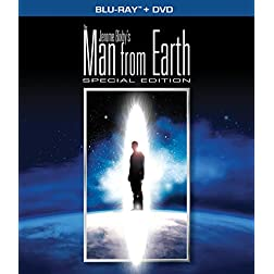 Jerome Bixby's The Man From Earth: Special Edition [Blu-ray]
