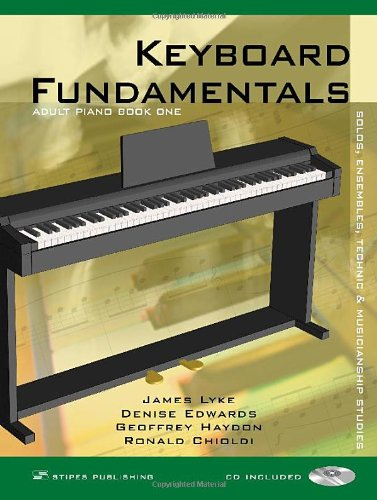 Keyboard Fundamentals Book 1