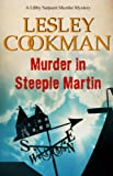 img - for Murder in Steeple Martin (Libby Sarjeant Murder Mysteries) book / textbook / text book
