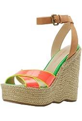 Enzo Angiolini Women's Nomas Wedge Sandal