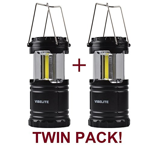 LED Camping Lantern - Emergency Camping Lantern IP54 for Hiking Emergencies Hurricanes Outages Storms,2 Pack (90 Degree Panel compare prices)