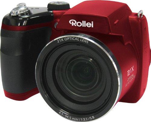 Rollei Powerflex 210 HD red