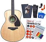 ヤマハ ギター アコースティックギター 初心者 入門 12点 セット YAMAHA FS820 N [98765] 【検品後発送で安心】