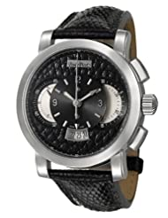Paul Picot Technograph Wild 44 mm Men's Automatic Watch P0334-2Q-SG-L3201