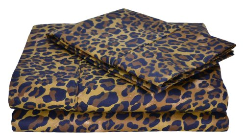 Leopard Bedding Twin front-1042480