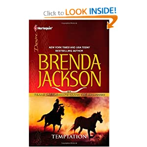 Temptation - Brenda Jackson