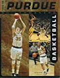 Purdue Men's Basketball Yearbook 1998-1999 Brian Cardinal, Alan Eldridge, Tony Mayfield
