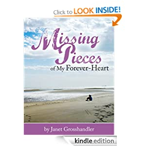 Kindle Free Book Alert for December 22: 435 brand new Freebies in the last 24 hours added to Our 1,117 Free Titles Listing! plus … Janet Grosshandler's Missing Pieces of My Forever-Heart (Today's Sponsor – Free!)
