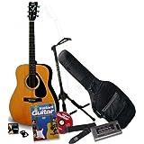 Yamaha F310 Acoustic Guitar Pro Packby Yamaha