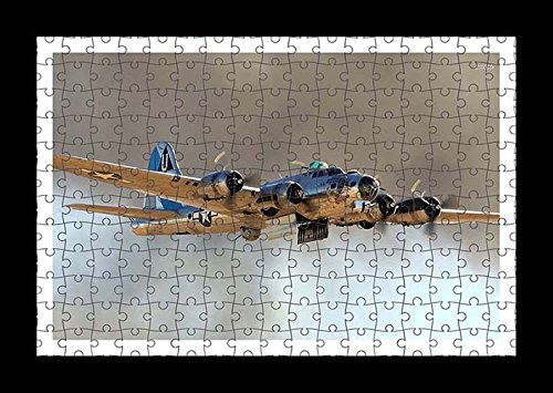 Jigsaw 1000 pieces Puzzle - Boeing B 17 Flying Fortress by Lisa Loft