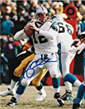 Kerry Collins Carolina Panthers Autographed/Hand Signed 8x10 Photo -Back to Pass- at Amazon.com