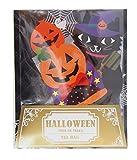 陶和ハロウィンティーバッグセットキャラメル(BK)かぼちゃ×クロネコ