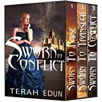 (FREE on 10/31) Courtlight Series Boxed Set by Terah Edun - http://eBooksHabit.com