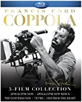 Francis Ford Coppola: 5-Film Collection [Blu-ray]