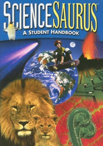 ScienceSaurus: Handbook Softcover 2005