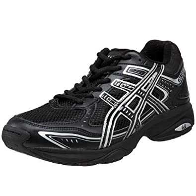 ASICS Men's GEL-Express 3 Cross-Training Shoe,Black/Onyx/Lightning,9.5 M US