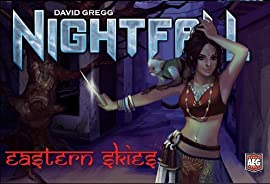 Nightfall Eastern Skies Board Game