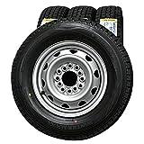 12インチ 4本セット スタッドレスタイヤ&ホイール ダンロップ(DUNLOP) WINTER MAXX SV01 145R12 ウェッズ