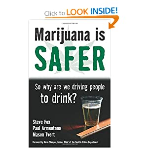 Marijuana is Safer: So Why Are We Driving People to Drink?