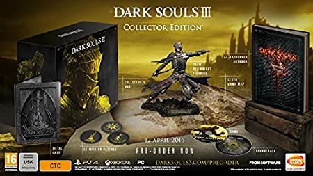 Dark Souls III Collectors Edition (PC DVD)