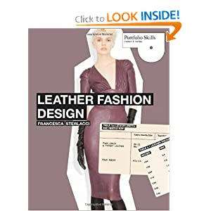 Leather Apparel Design Francesca Sterlacci