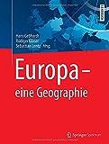 Europa - eine Geographie (German Edition)