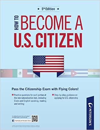 How to Become a U.S. Citizen (Peterson's How to Become A U.S. Citizen)