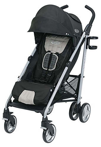 Graco Breaze Click Connect Stroller, Pierce (Graco Breeze Click Connect System compare prices)