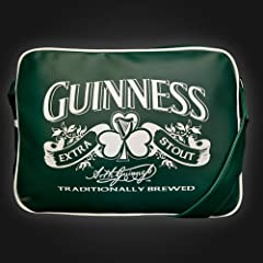 Guinness Bag - PVC Green - Shamrock