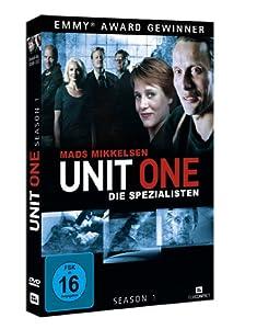 Unit One - Die Spezialisten - Staffel 1 [3 DVDs]