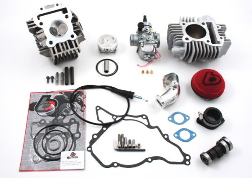 TB .DRZ and KLX 110 143cc W/ RACE HEAD and VM26mm MIKUNI Carb