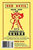 2015 The Lucky Red Devil Combination Dream Book & Numerology Guide