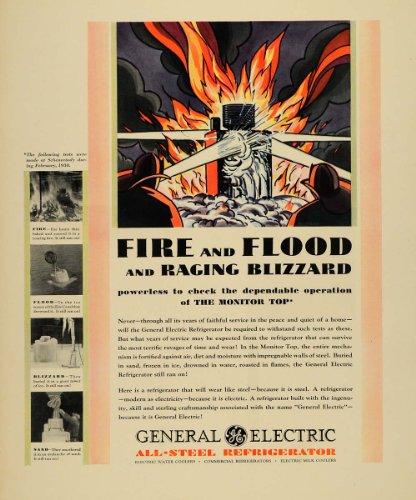 1930-ad-general-electric-all-steel-refrigerator-cooler-original-print-ad