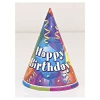 Brilliant Birthday Party Hats from Unique