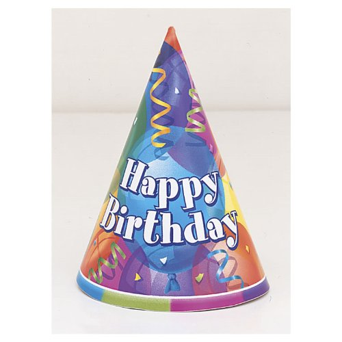 Brilliant Birthday Party Hats - 1