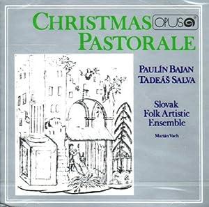 Paulin Bajan, Tadeas Salva, Marian Vach, Slovak Folk Artistic Ensemble