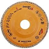 Walter ENDURO-FLEX Abrasive Flap Disc (Various Sizes/Grits)