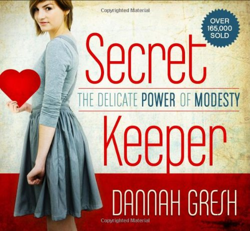 Secret Keeper: The Delicate Power of Modesty PDF