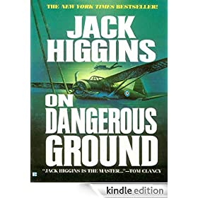 On Dangerous Ground: Sean Dillon Series, Book 3