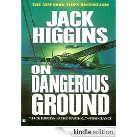 On Dangerous Ground (The Adventures of Lydia Trinket)