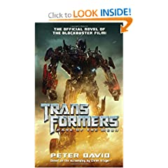 Transformers  Dark of the Moon by Peter David