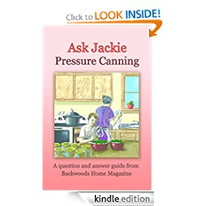 Ask Jackie: Pressure canning