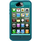Otterbox Defender Series Hybrid Case & Holster for iPhone 4 & 4S  - Retail Packaging - Light Teal/Deep Teal (Discontinued by Manufacturer)