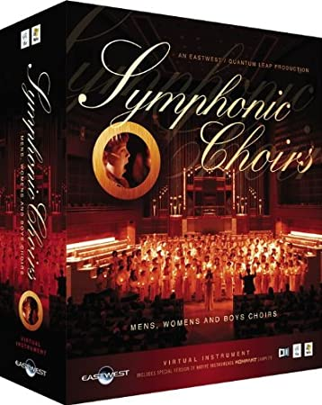 East West Quantum Leap Symphonic Choirs - PLAY Edition