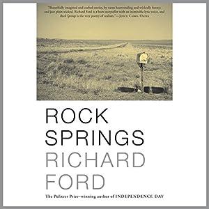 Rock Springs Audiobook