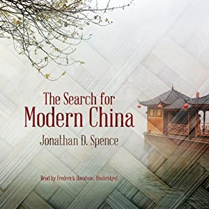 The Search for Modern China Audiobook