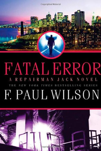 Image of Fatal Error (Repairman Jack)